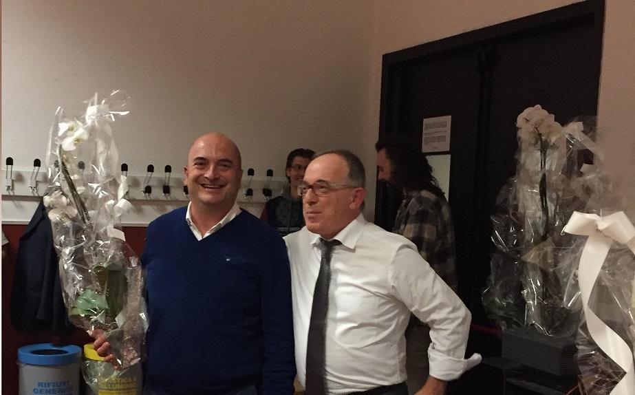 Marco Paganoni e Giuseppe Gorini