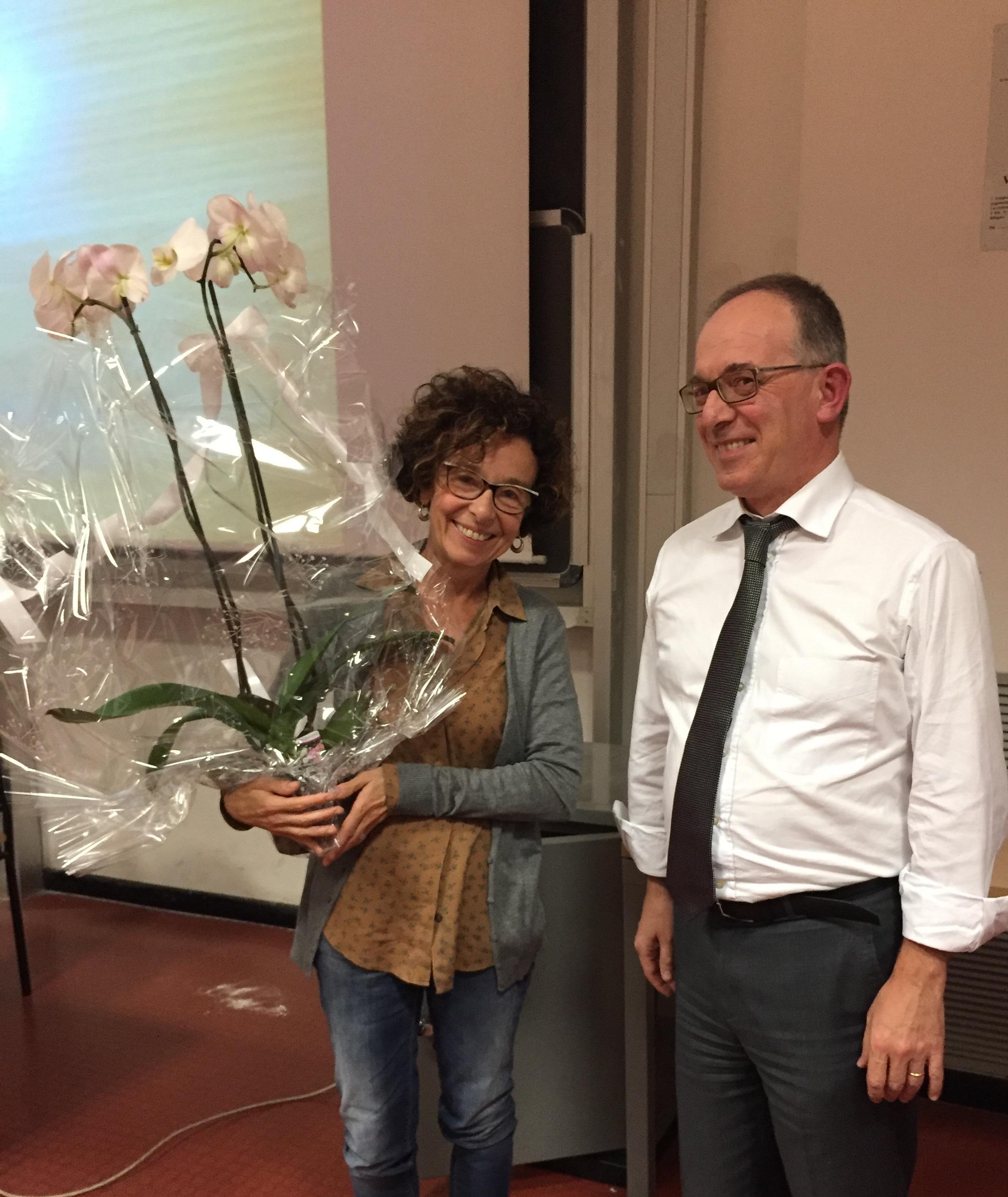 Silvia Penati e Giuseppe Gorini