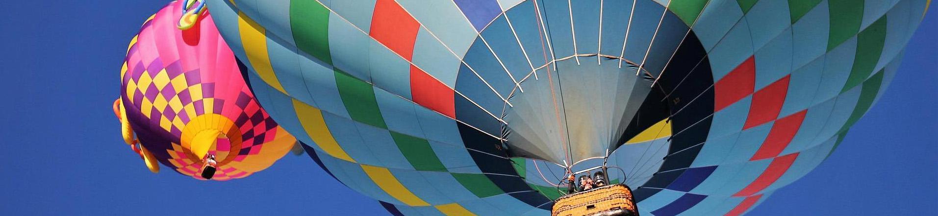 Slide mongolfiere per Bicocca International Day