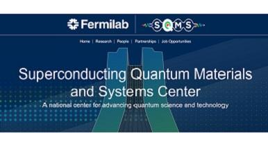 Superconducting Quantum Materials and Systems (SQMS)